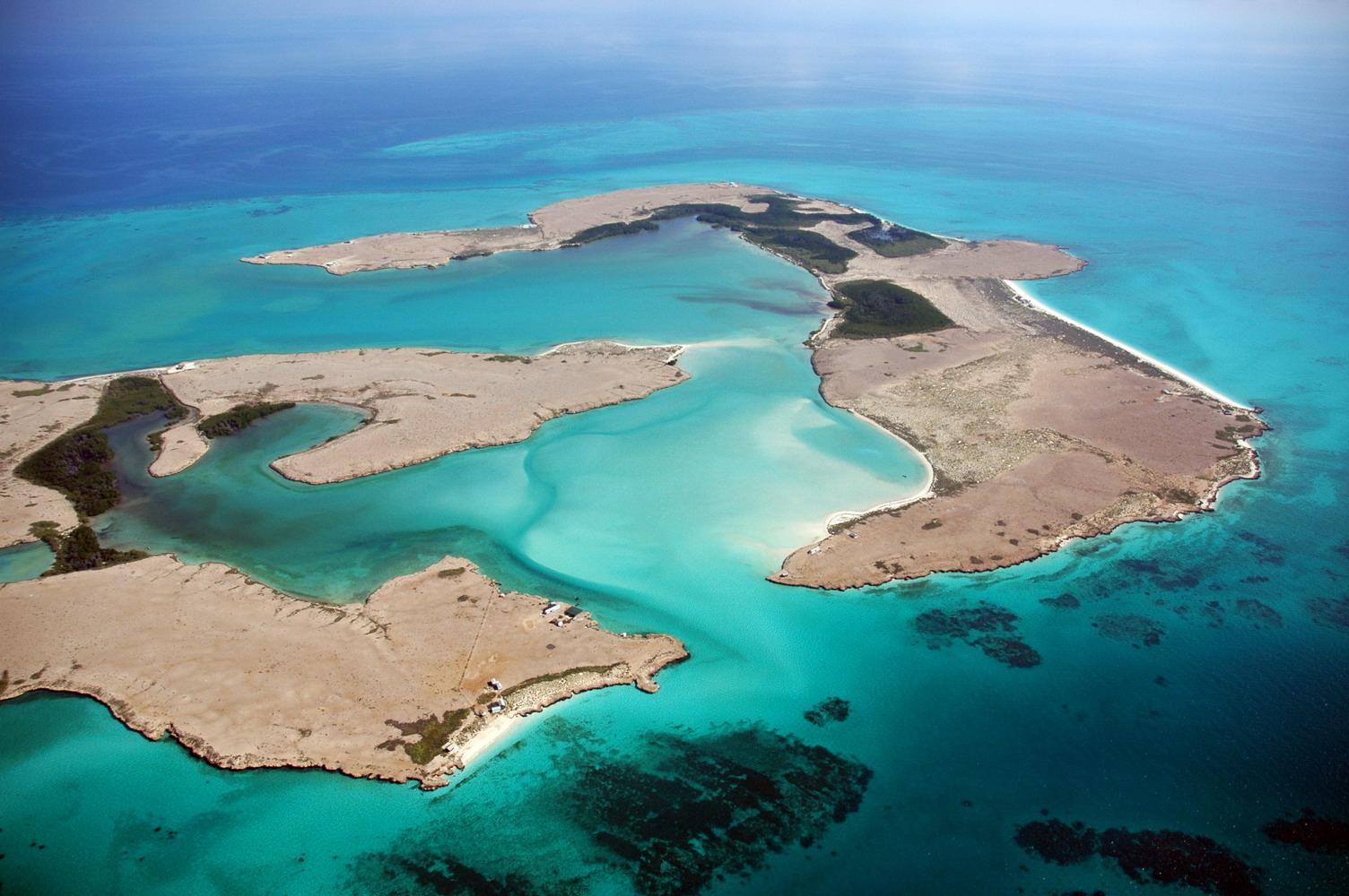 Les îles Maskali (Source http://j28ro.blogspot.com/2010_06_01_archive.html)